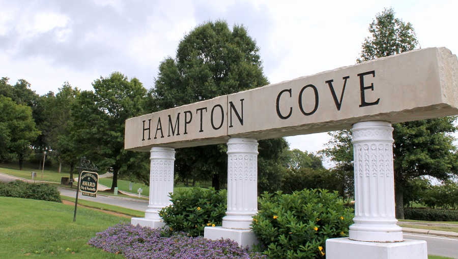 Homes for sale in Hampton Cove